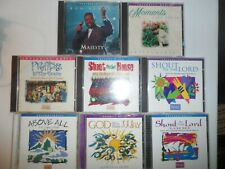 Hosanna Music 8 CD Lot Ron Kenoly GOD WILL MAKE A WAY Above all MOMENTS L252