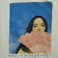 KACEY MUSGRAVES 2018 Golden Hour Country Music T-Shirt Size XL