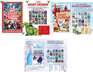 Storybook Collection Advent Calendar Christmas Marvel Disney Frozen Magic