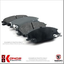 New FRONT Disc Brake Pads for TOYOTA COROLLA ZZE122 AISIN