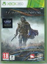 XBOX 360 - La Terra di Mezzo - L'Ombra di Mordor + DLC Ranger Oscuro ITA - NUOVO