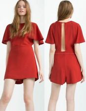 Zara Short Sleeve Jumpsuits & Playsuits for Women