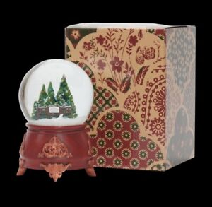 Taylor Swift Folklore Holiday Snowglobe