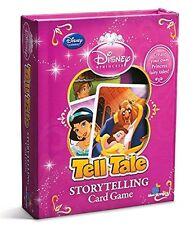 Disney Princess Learning Tell Tale Storytelling Card Game NEW Birthday