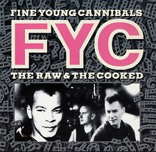 Fine Young Cannibals: the raw & the Cooked/CD-Top-stato