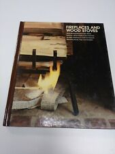 Fireplaces and Wood Stoves 1981 Time Life Books Home Repair Maintenance DIY