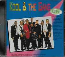Kool And The Gang - Greatest Hits Live CD 1998