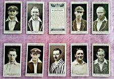 VINTAGE OGDENS CRICKET 1926 FULL SET 50 CARDS ORIGINAL