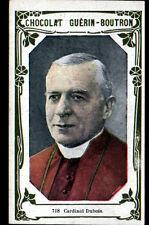 IMAGE CHOCOLAT GUERIN BOUTRON / Cardinal DUBOIS Evéque à BOURGES VERDUN ROUEN