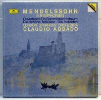 DG 415 353 NM Mendelssohn - LSO Abbado 4 vinyl LP Box Set Digital