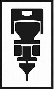 HELLA Wiper Blade WPR 22 front - 9XW190253-221