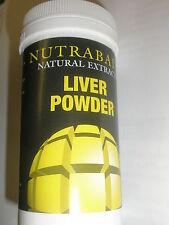Nutrabaits Liver Powder Natural Extract 50g bait making Carp fishing