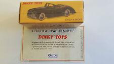 Dinky Toys Atlas - Simca 8 Sport NEUVE