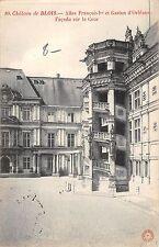 BF9292 chateau de blois ailes francois I et gaston d orl france    France