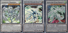 Yusei Fudo Collection #2 - 112 cards - Shooting Star - Quasar - Stardust Dragon