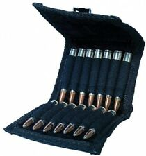 Rifle Belt Ammo Carrier Pouch Bullet Case Tactical Cartridge Shell Wallet Holder