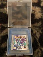 Pokemon CRYSTAL Version for Nintendo Gameboy Video Game Cartridge English