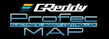 NEW GREDDY PROFEC MAP 15500215 FOR PROFEC ELECTRONIC BOOST CONTROLLER MAZDA