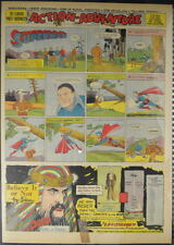 SUPERMAN SUNDAY COMIC STRIP #4 Nov 26, 1939 FULL St Louis Post-Dispatch RARE