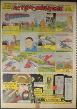 SUPERMAN SUNDAY COMIC STRIP #4 Nov 26, 1939 FULL St Louis Post-Dispatch RARE