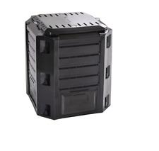 Composter Garden Bin 380L - Waste Converter Black Composting