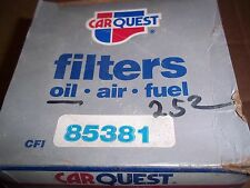 CARQUEST    85381    CROSS   WITH    Wix 51381 Engine Oil Filter