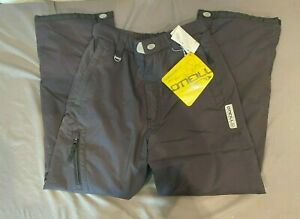 O'Neill Freedom Black Insulated 8K/5K Flux Snowboard Pants Youth Large NEW
