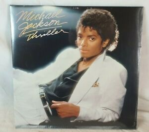 MICHAEL JACKSON THRILLER Vinyle Epic MJJ Productions 88875143731 Neuf Blister B1