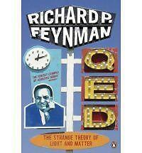 Qed: The Strange Theory of Light and Matter by Richard P. Feynman (Paperback,...