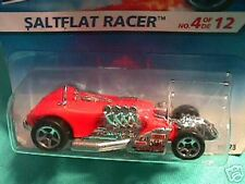 HOT WHEELS SALTFLAT RACER #4 OF 12 FREE SHIPPING