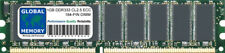 1GB DDR 333Mhz PC2700 184-Pin ECC UDIMM MEMORIA RAM per Server/Workstations