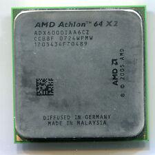 AMD Athlon 64 X2 6000+ socket AM2 CPU ADX6000IAA6CZ 3.0 GHz 2MB L2 Windsor 125W