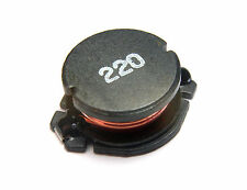 75pcs  J.W. Miller/Bourns NEW Flat Top Power Inductor 22uH 3.5A  20% SMD