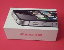 iphone 4S 8GB BLACK VERIZON SMARTPHONE APPLE CELL PHONE BOXED A1387