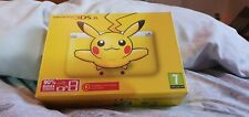 Nintendo 3DS XL Pikachu LIMITED EDITION, Complete Box, Working