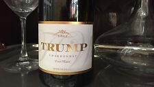 "Trump Winery 2016 Chardonnay ""Make America GRAPE Again"" *1 BOTTLE*"