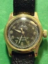 Vintage Men's Mido Multifort Grand Luxe Super Automatic