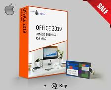 Office 2019 Home & Business Mac Aktivierungspaket | Software USB + Original Key