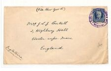 More details for via new york usa cover weston super mare gb{samwells-covers} c1926 ah20