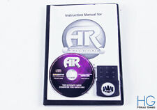 Nintendo Gamecube Action Replay Game Disc & Memory Card With Manual