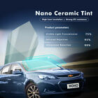 75vlt Car Window Tint Uv Protector Nano Ceramic Film Sunshade Tinting Film