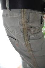 KAROSTAR LEXXURY Baggy Boyfriend Jeans Hose Big 44 Seitenstreifen Italy Sty. Neu