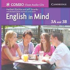 English in Mind Combos 3A and 3B Class Audio CDs, Lewis-Jones, Peter, Carter, Ri