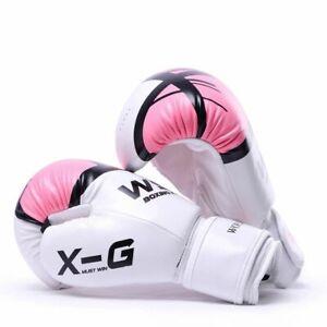 Kick Boxing Gloves Adult Kids Karate Muay Thai Fight MMA Boxeo Sports Equipment