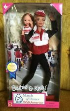 Collectible Kmart Special March Of Dimes Barbie Doll Set, New