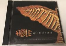 HOLE - Gold Dust Woman (CD) Like New