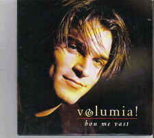 Volumia-Hou Me Vast cd single