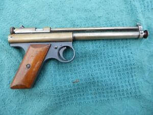 Vintage Benjamin Franklin Model 177 Pump Air Pistol. .177 Cal.