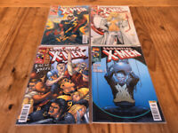 Marvel X-Men Collector's Edition Comic Books - Issue #125 #126 #127 #128