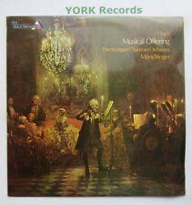 SDD 310-Bach-Musical Offering MUNCHINGER Stuttgart Chamber O-EX LP record